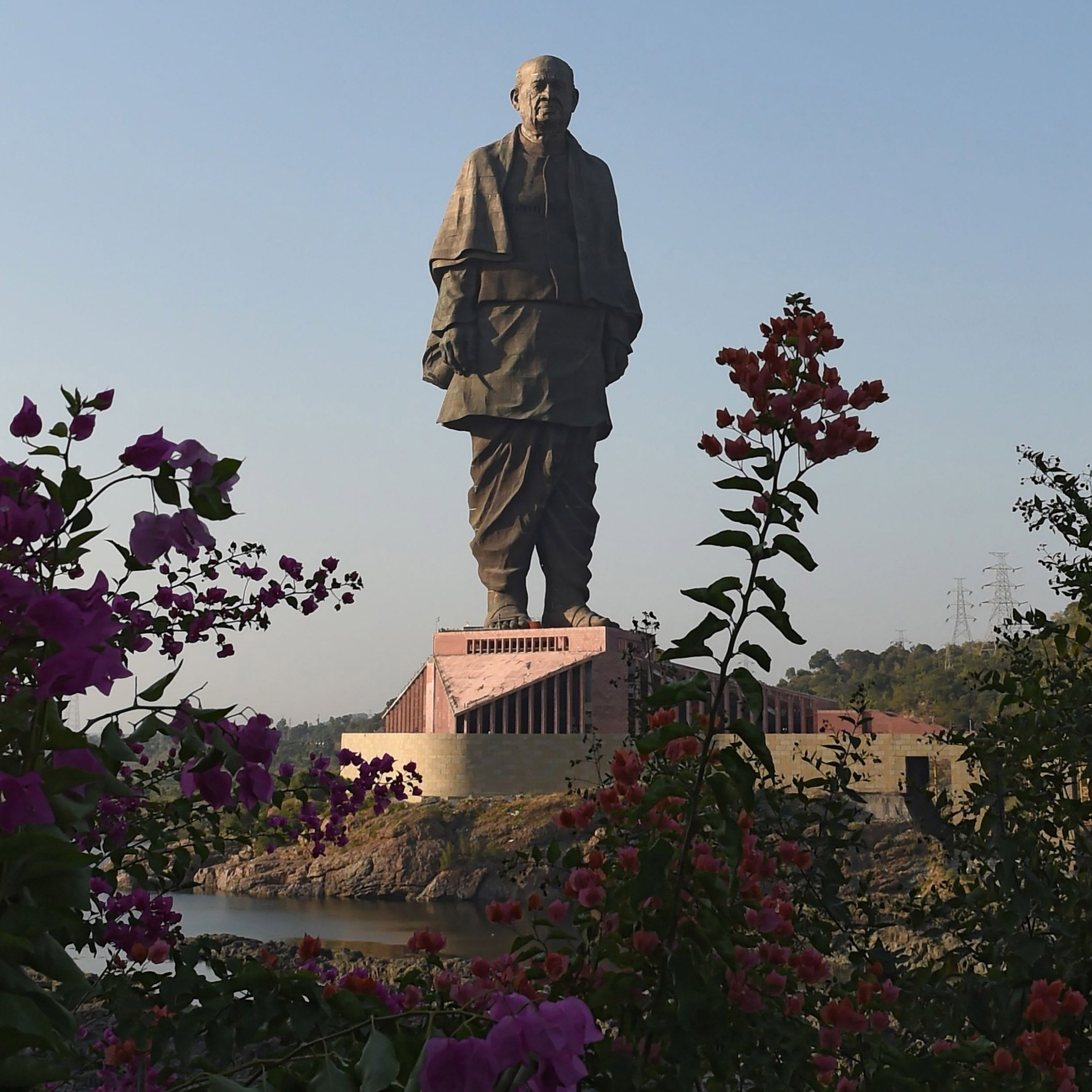 World's tallest statue, the Statue of Unity, unveiled in India