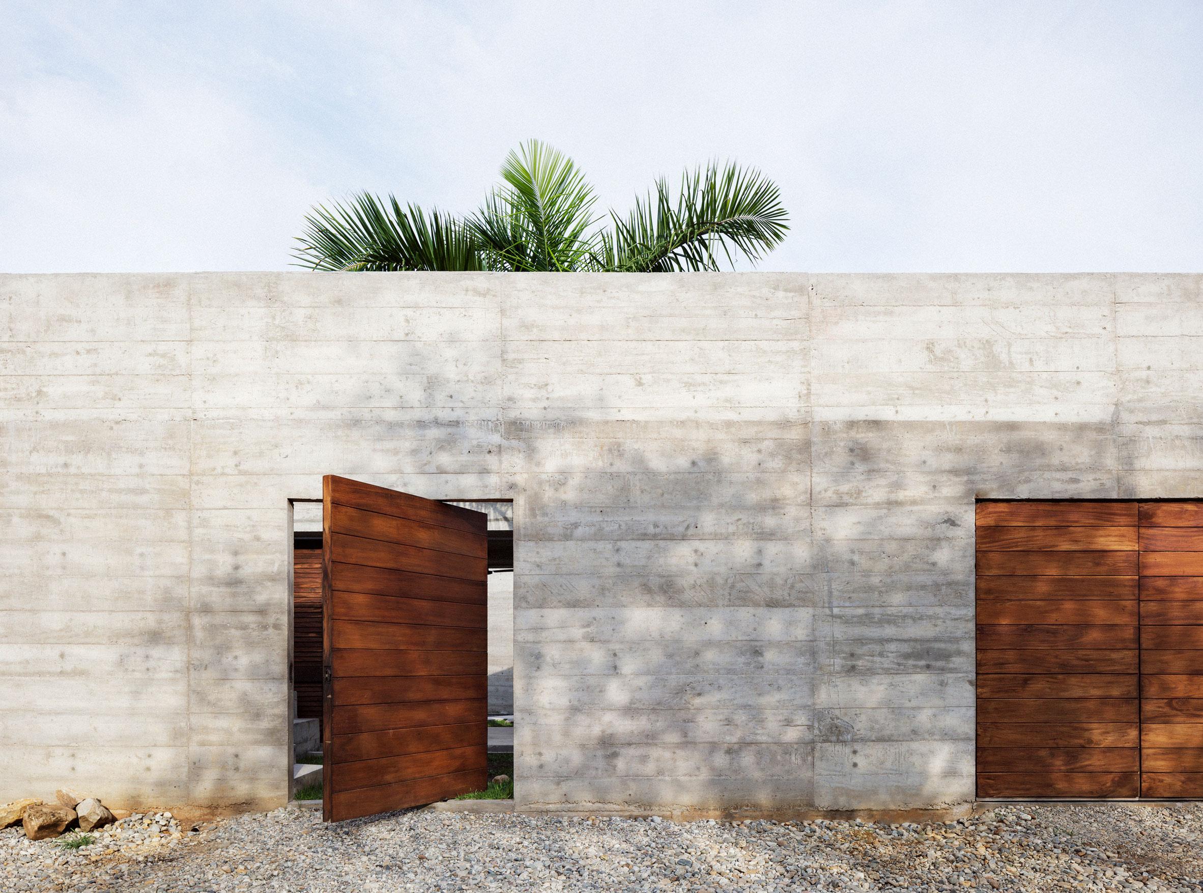 Zicatela House, Zicatela by Ludwig Godefroy and Emmanuel Picault