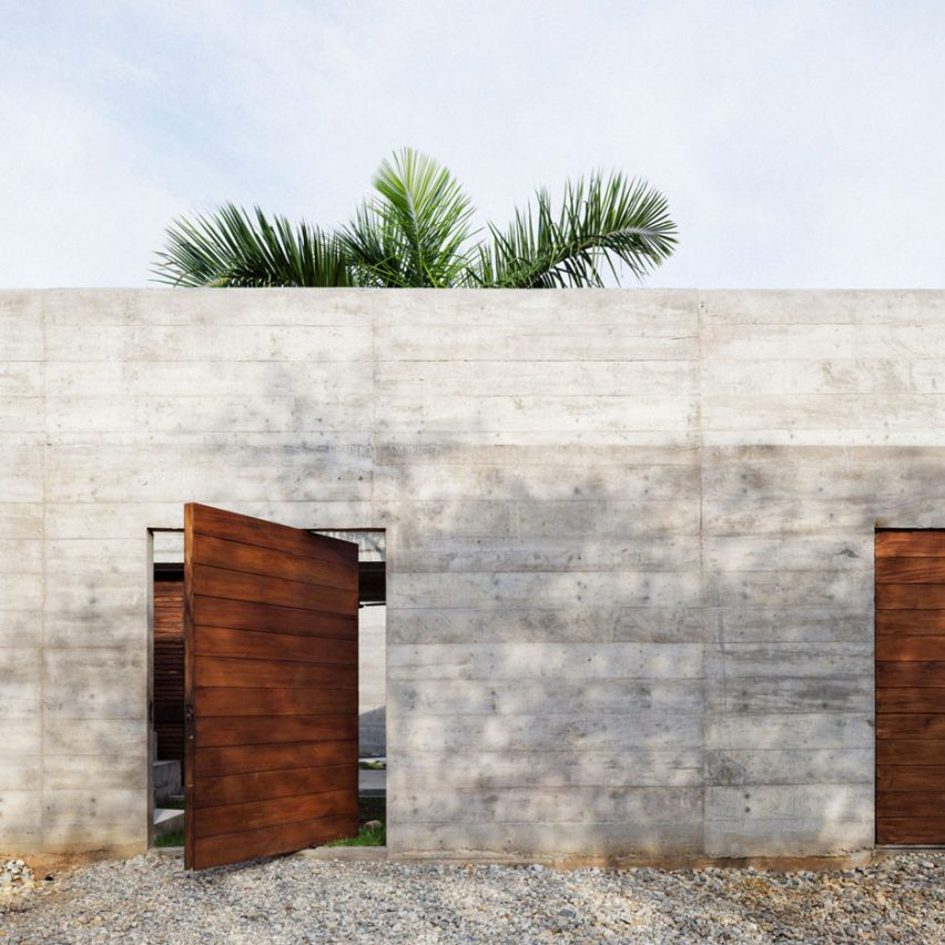 Zicatela House by Ludwig Godefroy and Emmanuel Picault