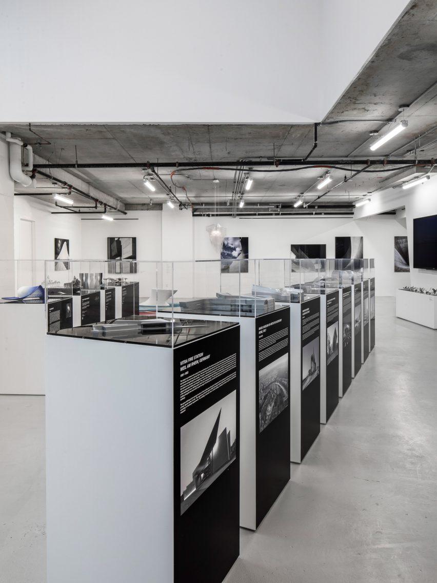 Zaha Hadid Gallery NYC Pop Up