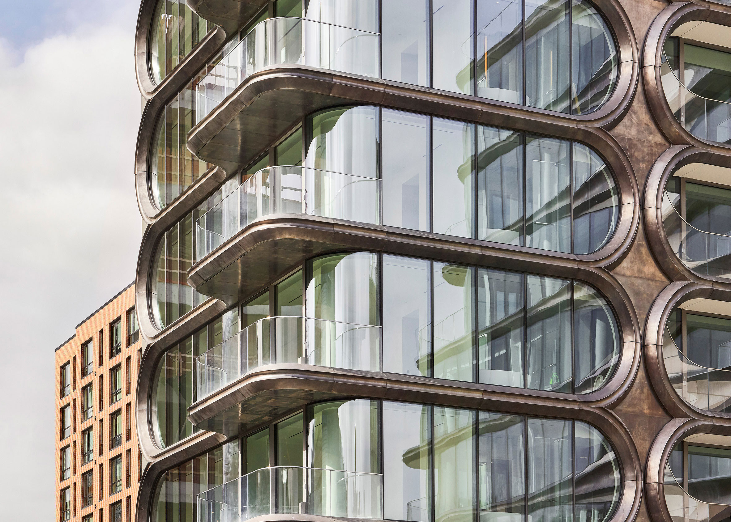 520 West 28th by Zaha Hadid Architects