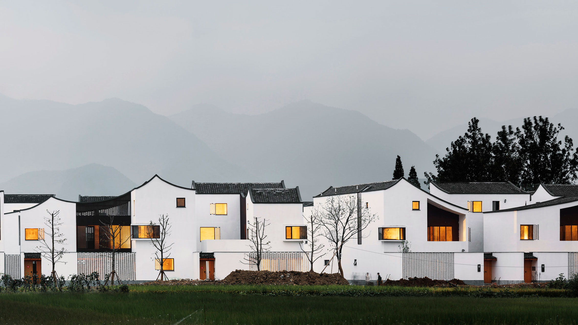 Alternative architecture trends: Affordable housing by Gad Line+ Studio
