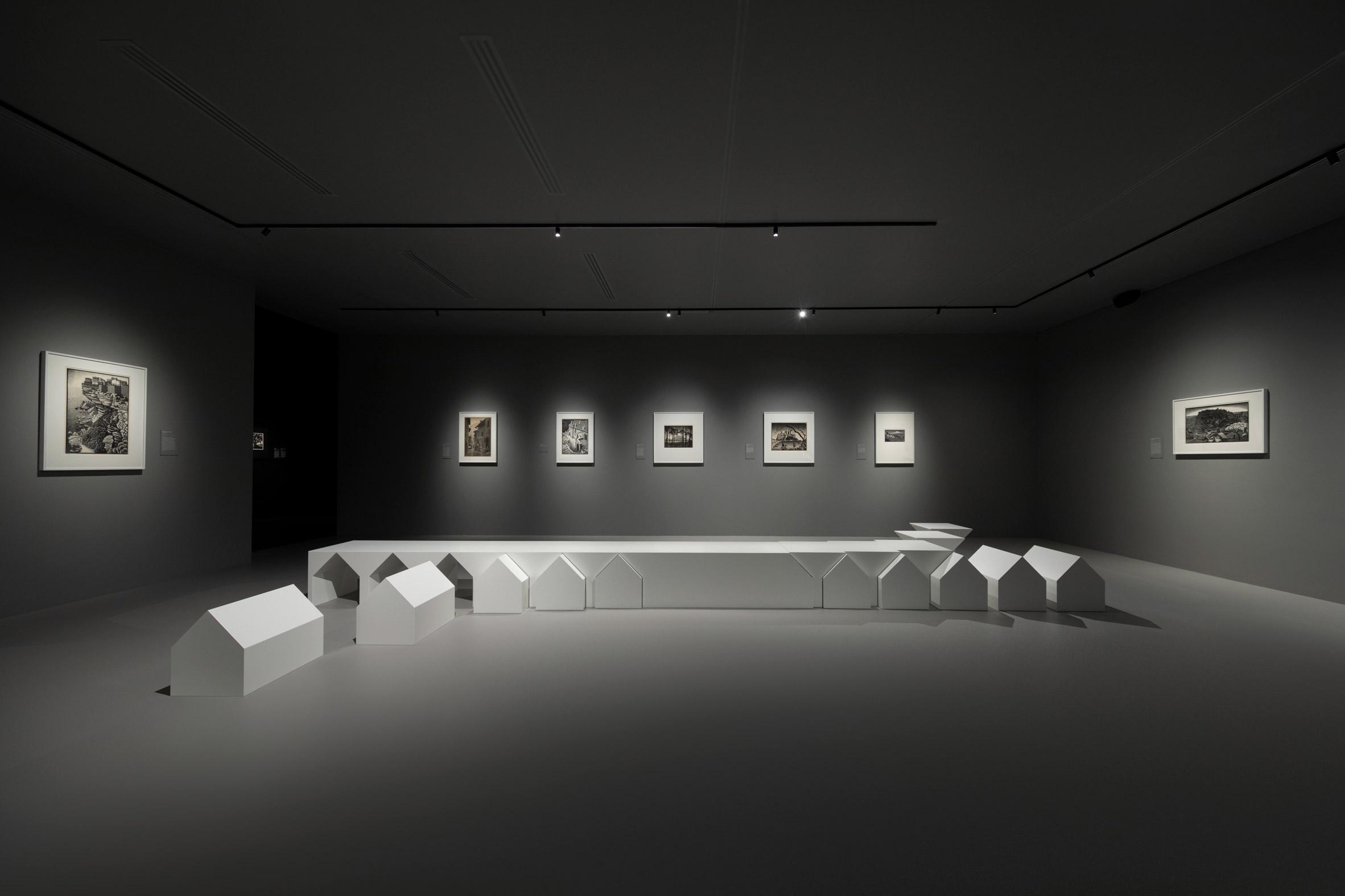 Escher Nendo exhibition Melbourne
