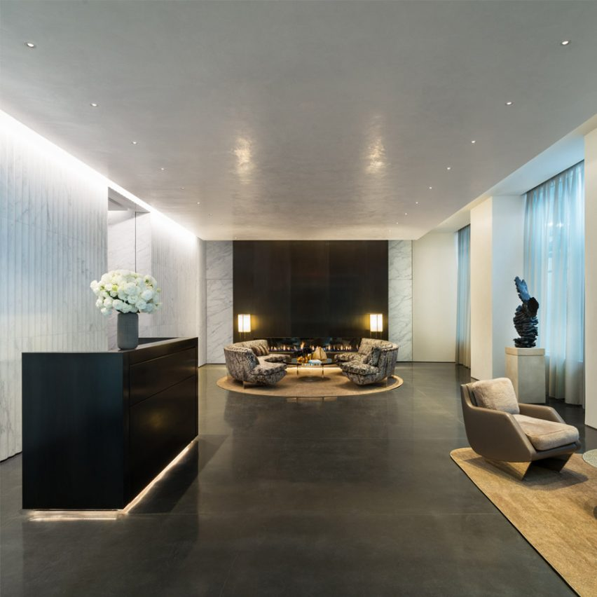 Interior designer at Foster + Partners in New York, USA
