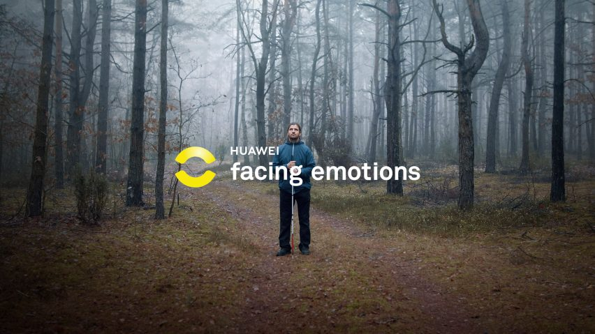 Huawei Facing Emotions app