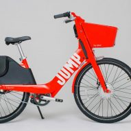 Uber reveals redesigned Jump electric share bikes