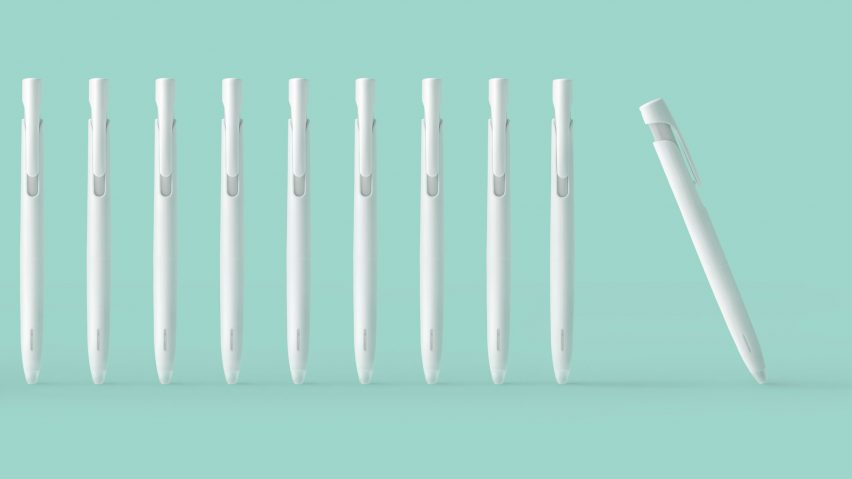 Nendo bLen pen for Zebra
