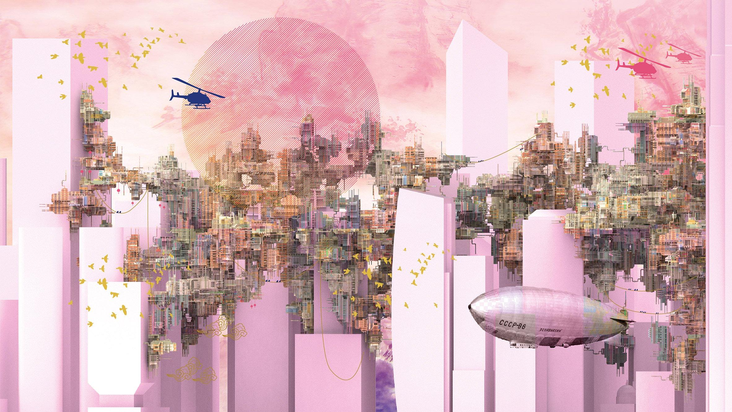Dezeen x MINI Living Future Urban Home Competition shortlist