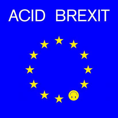 "Pentagram releases ""anti-Brexit"" acid house record"