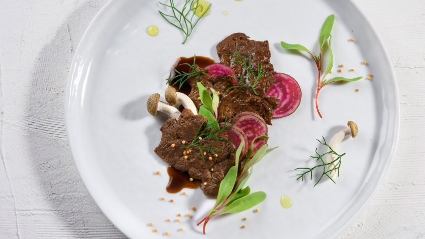 "World's first lab-grown steak is ""slaughter-free"""