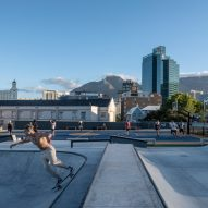 Battery Park brings skateboarders to V&A Waterfront in Cape Town