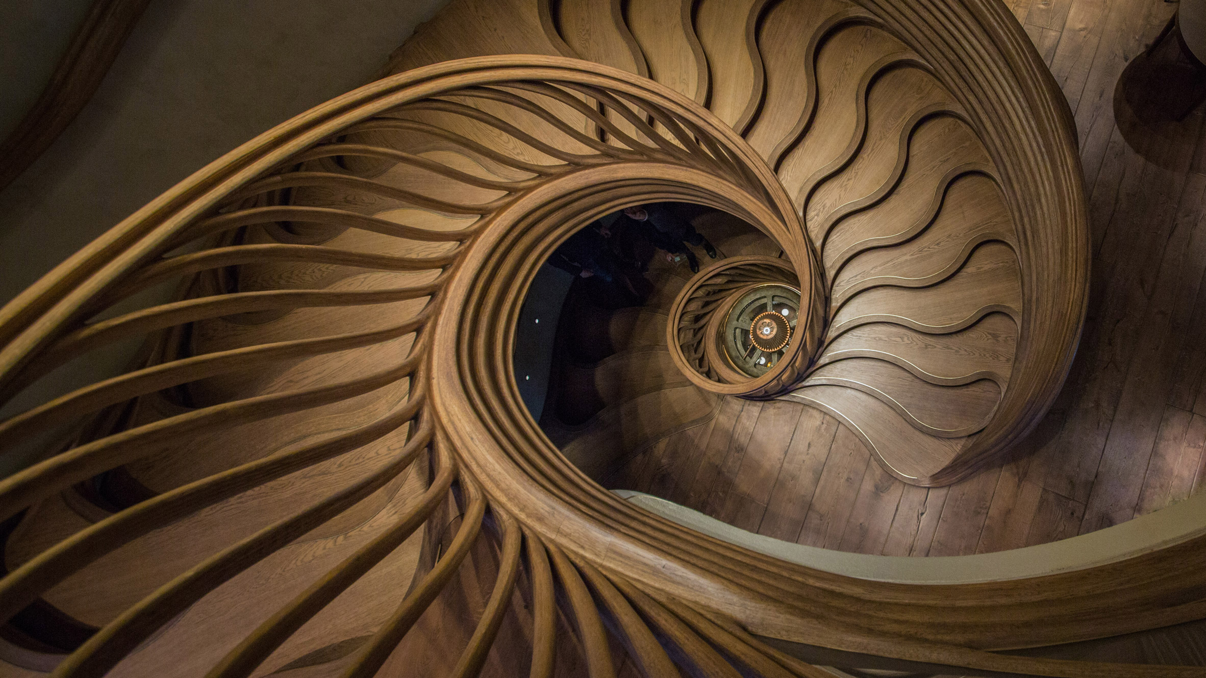 Stairstalk, UK, by Atmos Studio