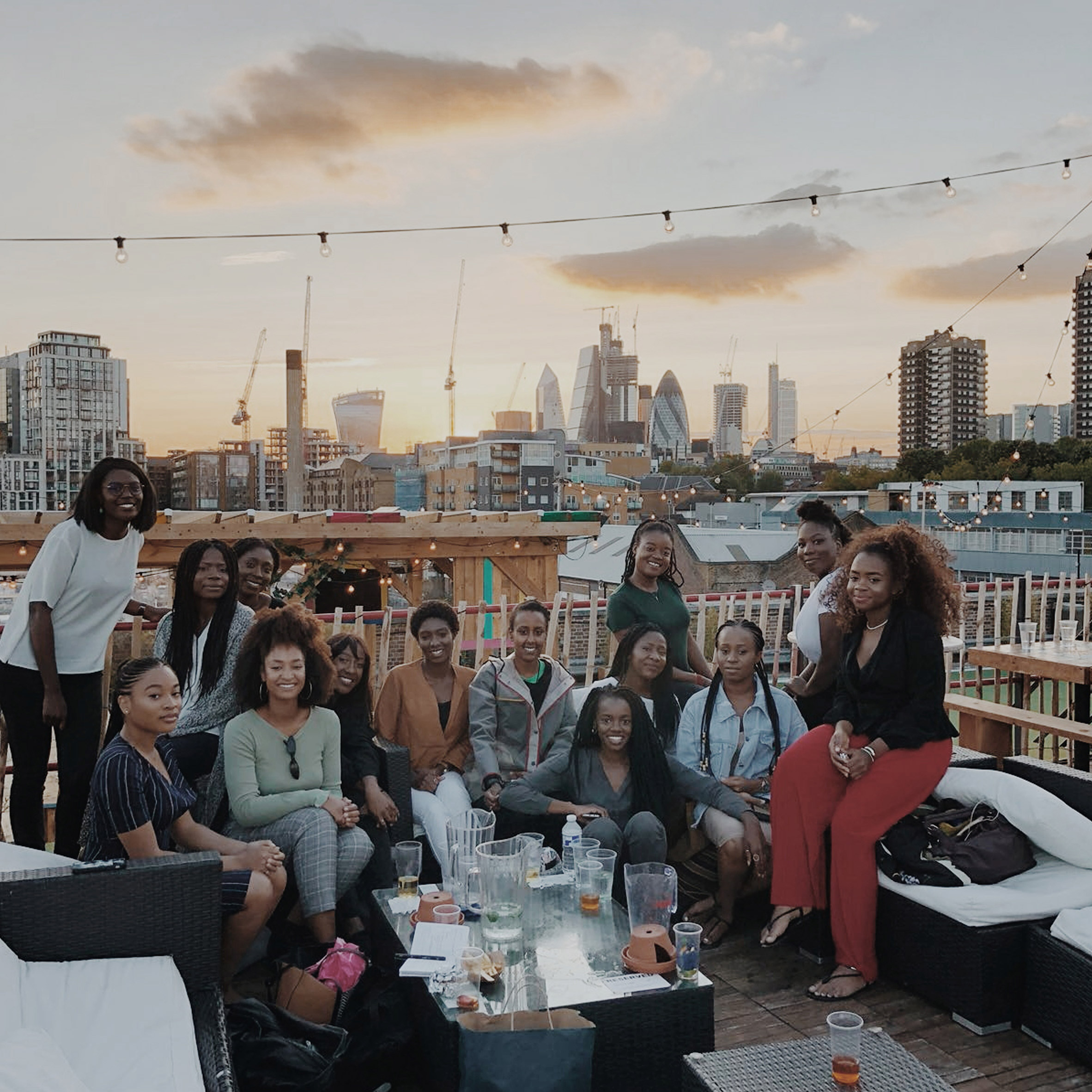 Alternative architecture trends: Black Females in Architecture