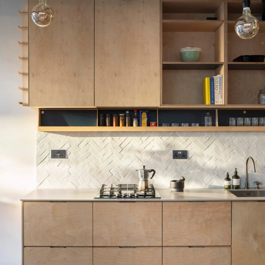 Birch and Clay Refugio by Rise Design Studio