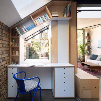 Residential Interior Design Dezeen - Interior-home-designer