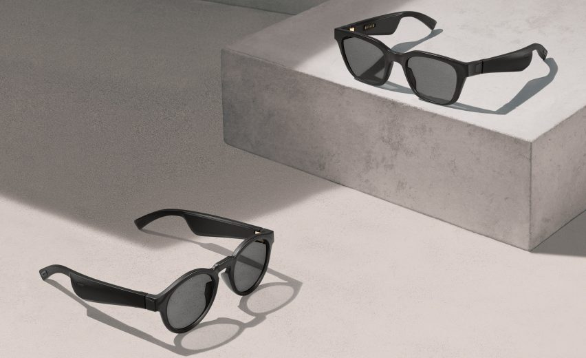 Bose sunglasses are also headphones and can make calls
