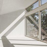Casa CCFF by Leopold Banchini Architects in Lancy, Switzerland