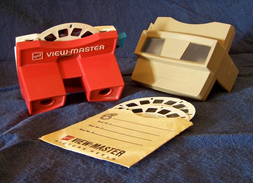 View-Master by Charles Harrison