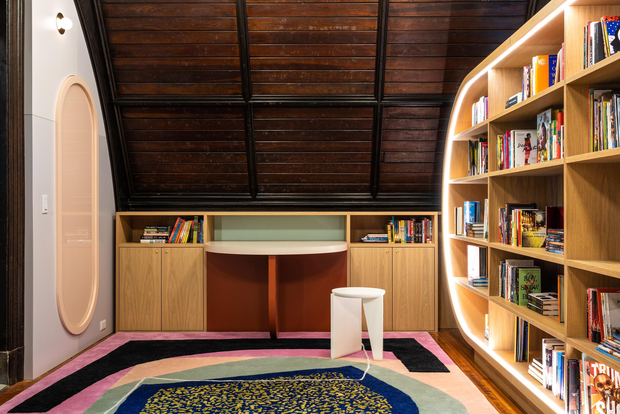 Children's Library by MKCA