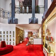 Christian Louboutin flagship in Miami by 212box