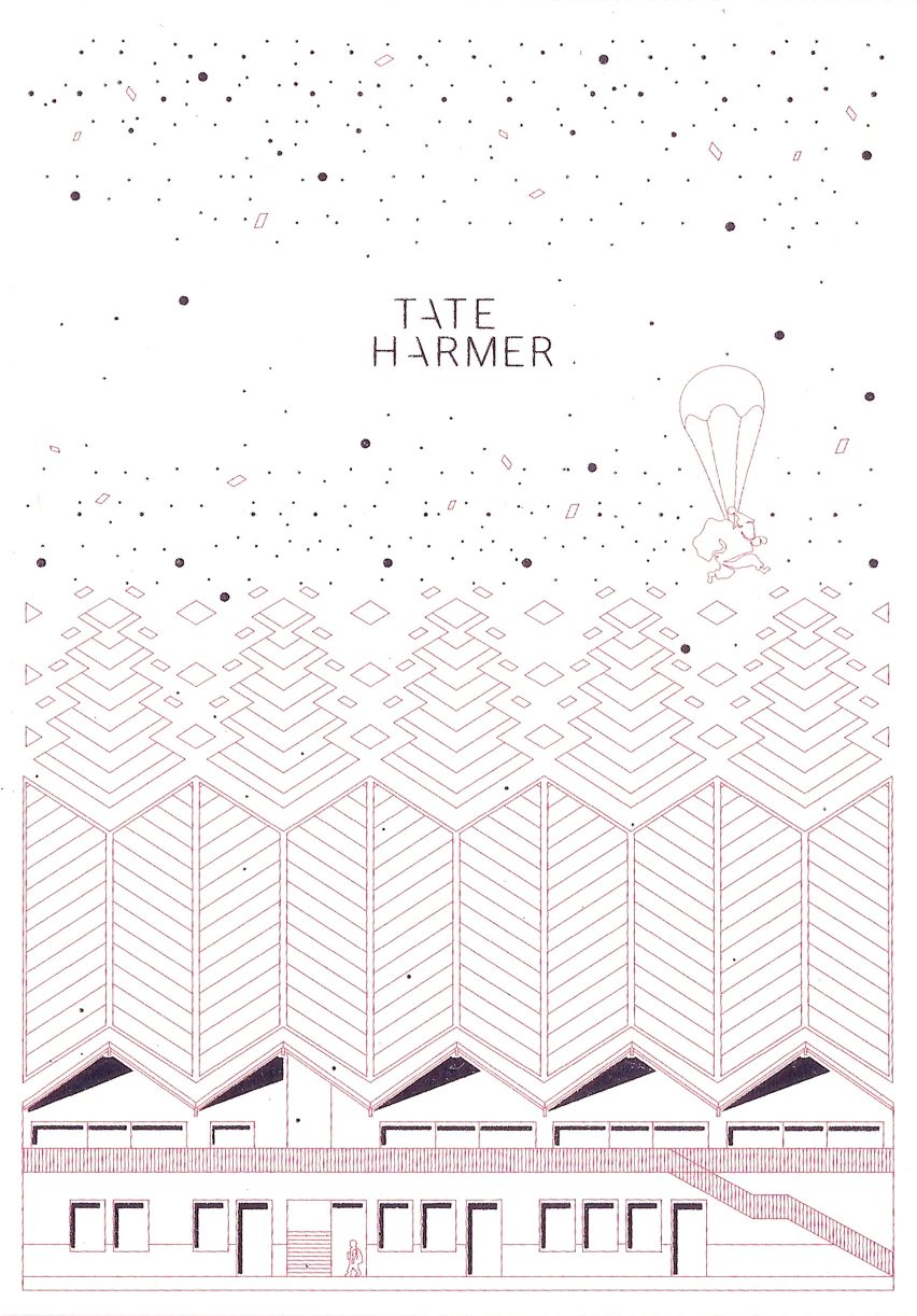 Tate Harmer's 2018 Christmas card