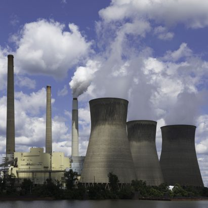 Coal-fired power stations in the US