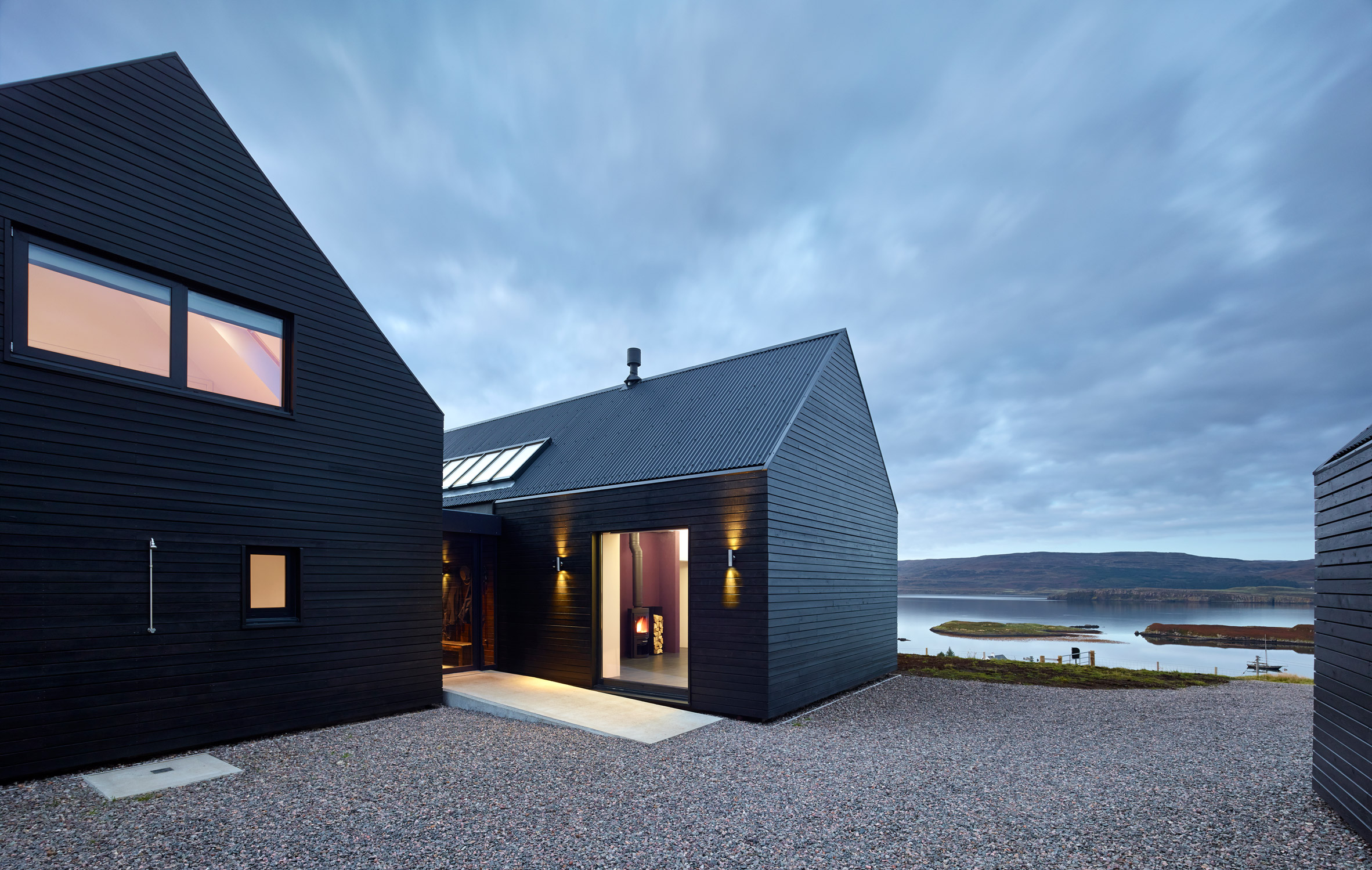 Colbost by Dualchas Architects