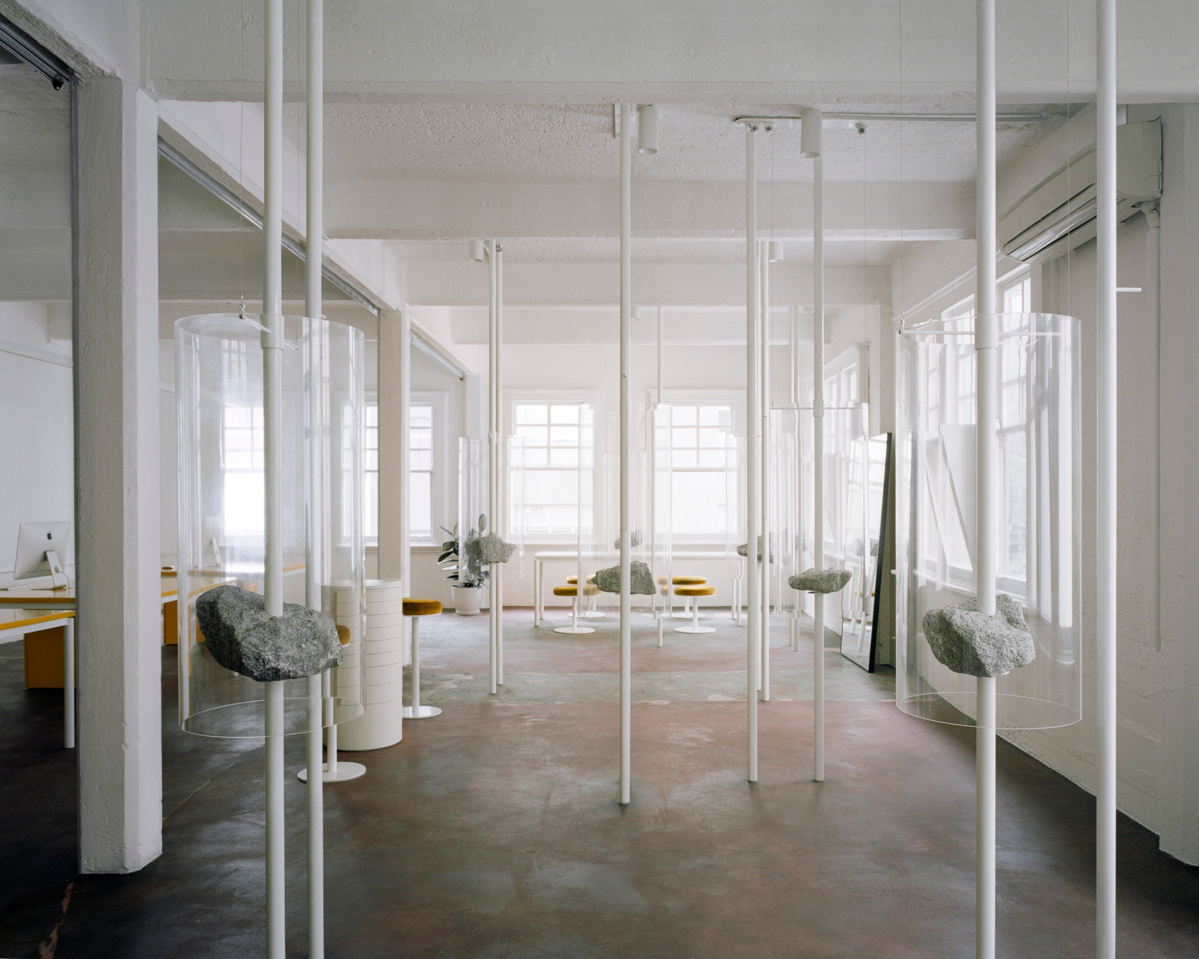 Cushla Whiting jewellery showroom by Richard Stampton Architects