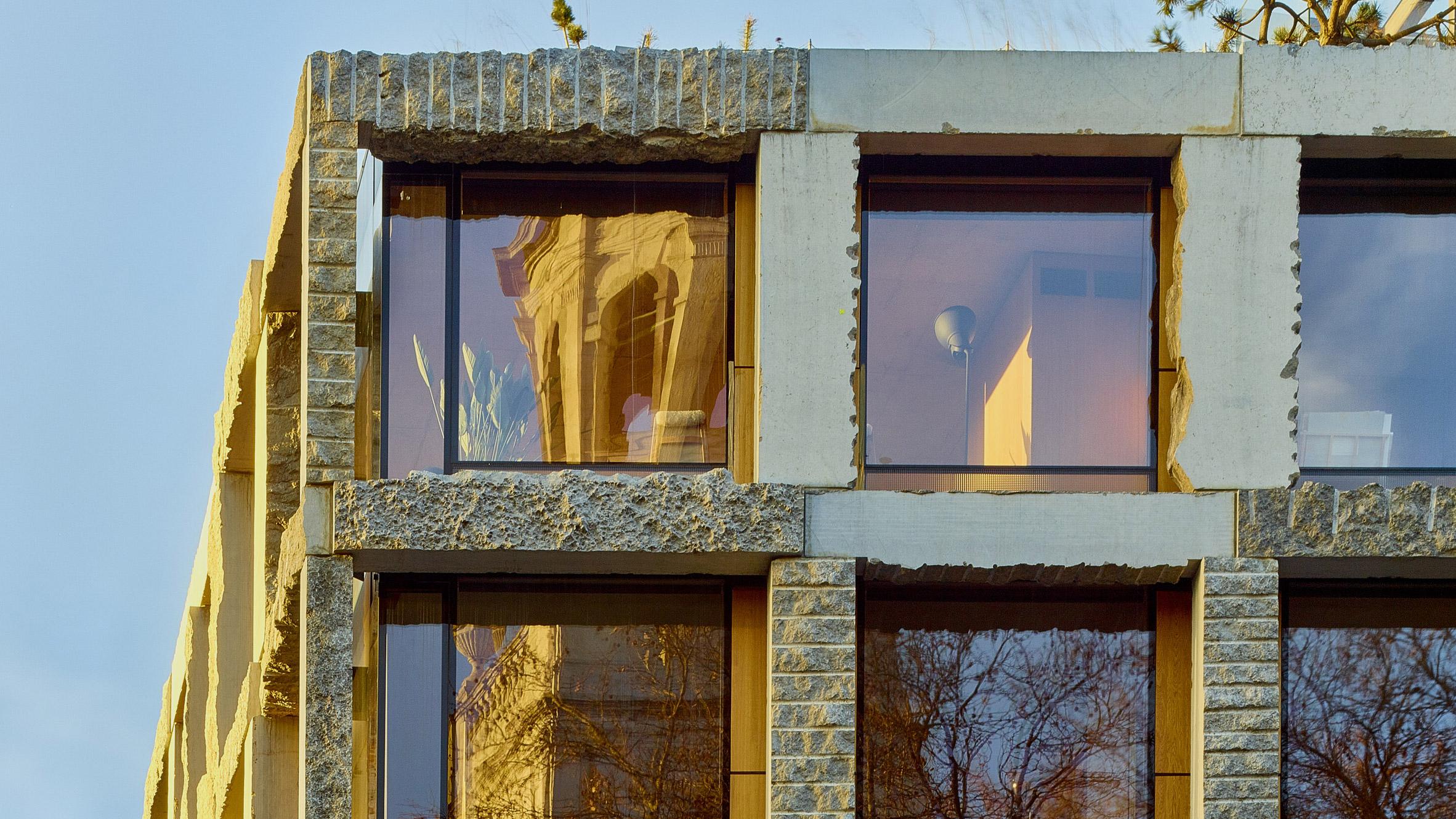 15 Clerkenwell Close, London, UK, by Groupwork + Amin Taha
