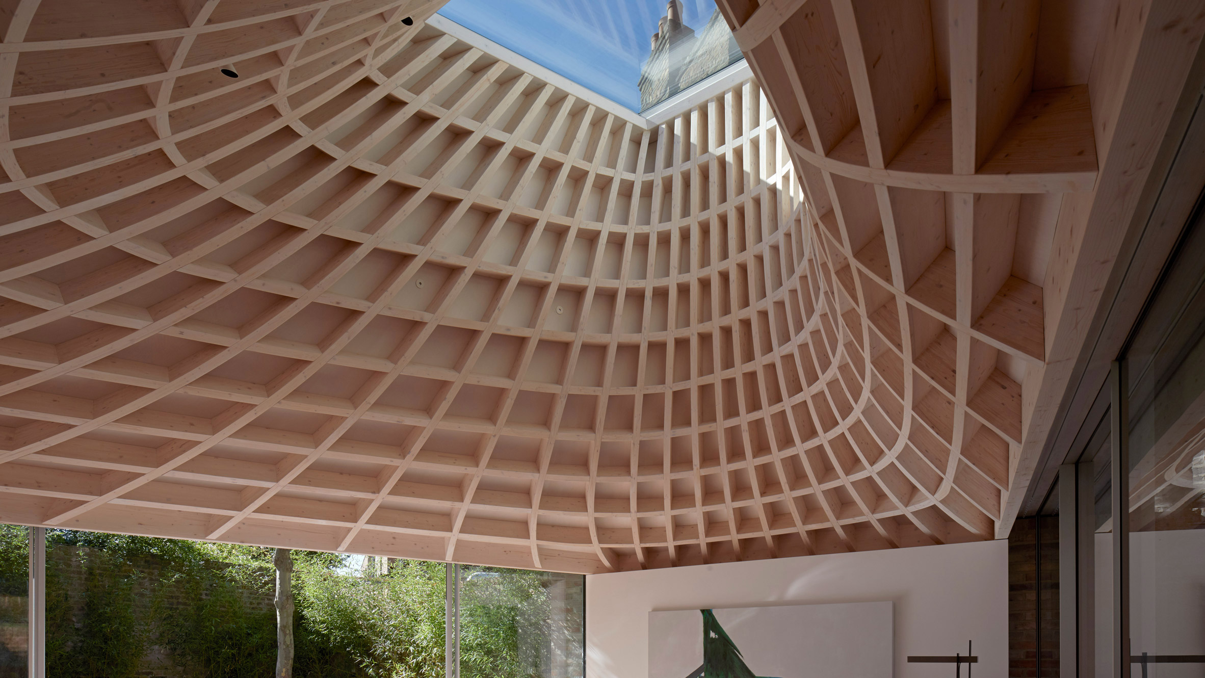 House in a Garden, London, by Gianni Botsford Architects