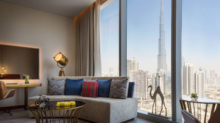 The Renaissance Downtown in Dubai