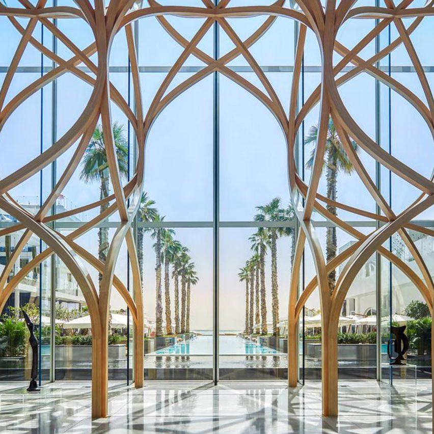 FIVE Palm Hotel in Dubai
