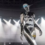 This week, Dior's giant robot was revealed and melting ice blocks landed in London