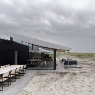 Fano House by Knud Holscher