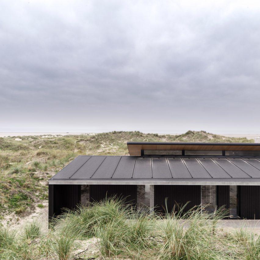 Fano House by Knud Holscher