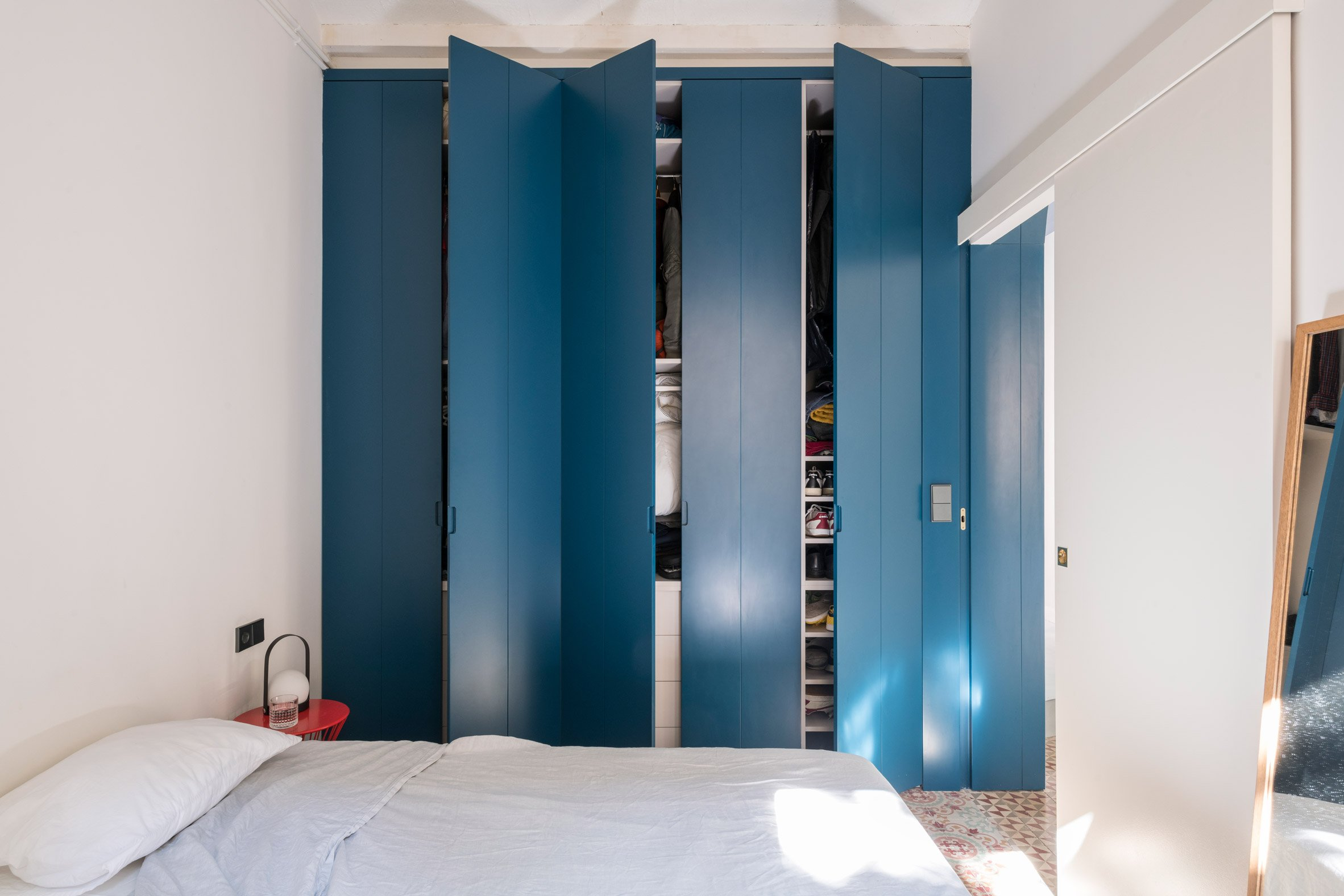 Font 6 apartment by Colombo and Serboli Architecture