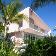 Shulman + Associates designs Lindemann II House for Miami art collector