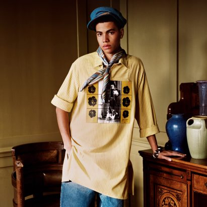 JW Anderson collaborates with Gilbert and George