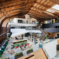 Google Spruce Goose offices in Los Angeles