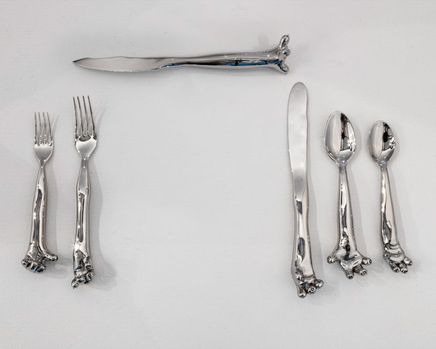 Haas Brothers cutlery for George Lindemann