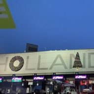 Holland Tunnel holiday decorations trigger OCD for New York commuters