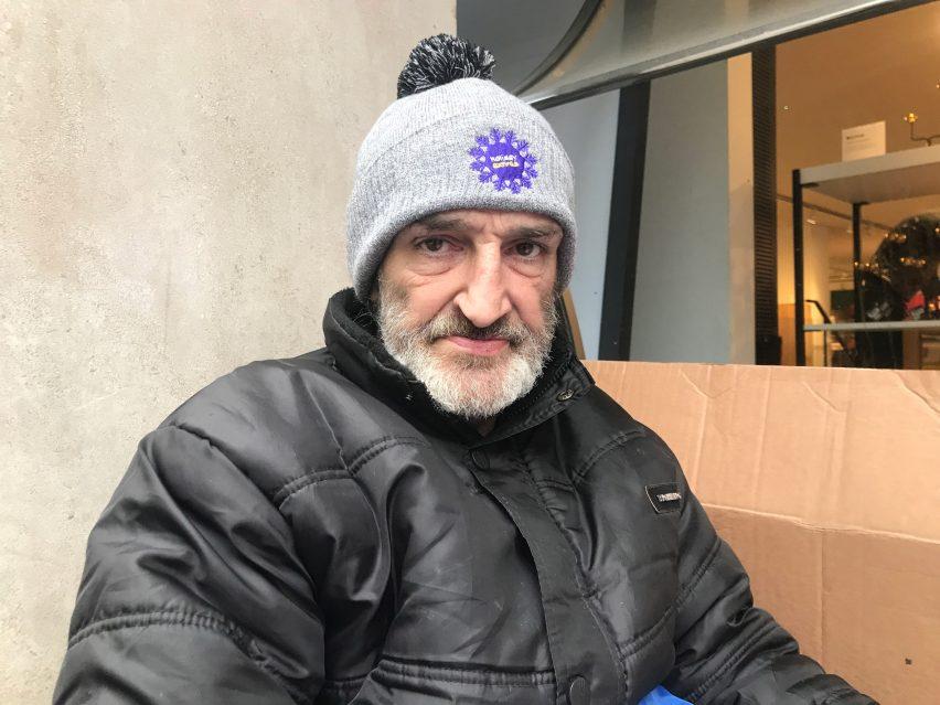 Homelessness at Tottenham Court Road