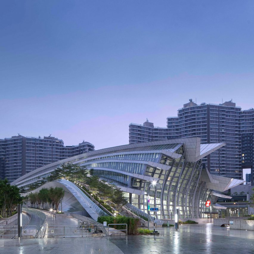 Architecture and design jobs in China: Architect at Aedas in Shanghai, Shenzhen or Beijing