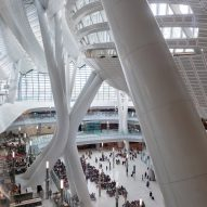 Hong Kong West Kowloon Station by Aedas