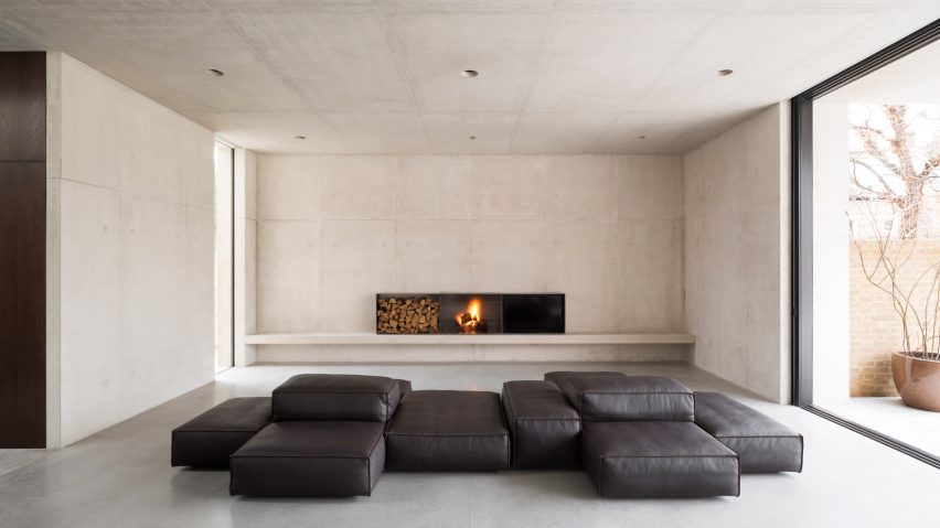 House and Studio Lambeth, a new building by architecture officeCarmody Groarke