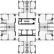 Kamping Admiralty by WOHA plan