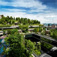 WOHA creates green community for senior citizens with Kampung Admiralty in Singapore