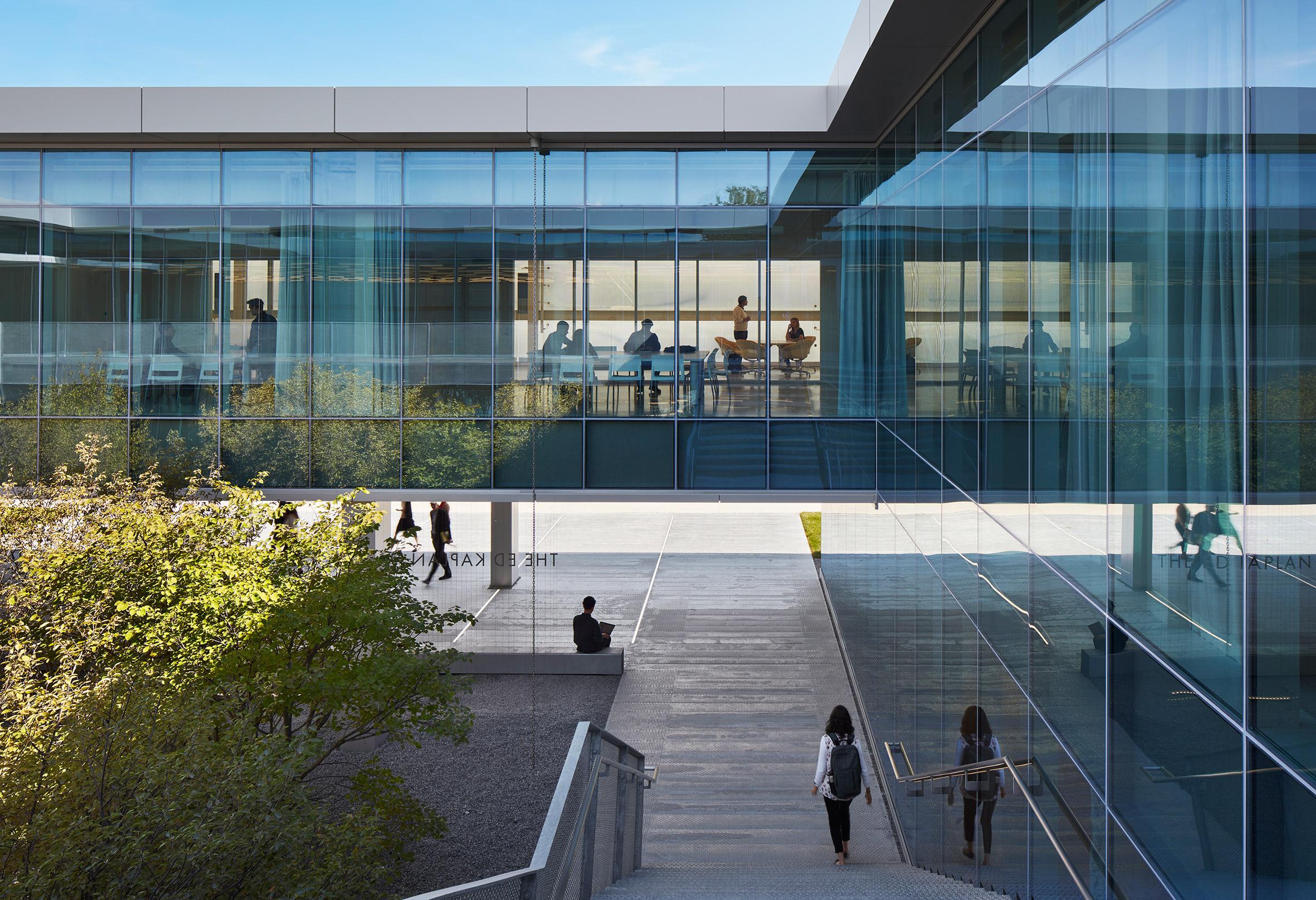Kaplan Institute at IIT by John Ronan