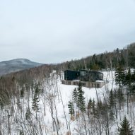 Escape to snow covered winter retreats via our new Pinterest board
