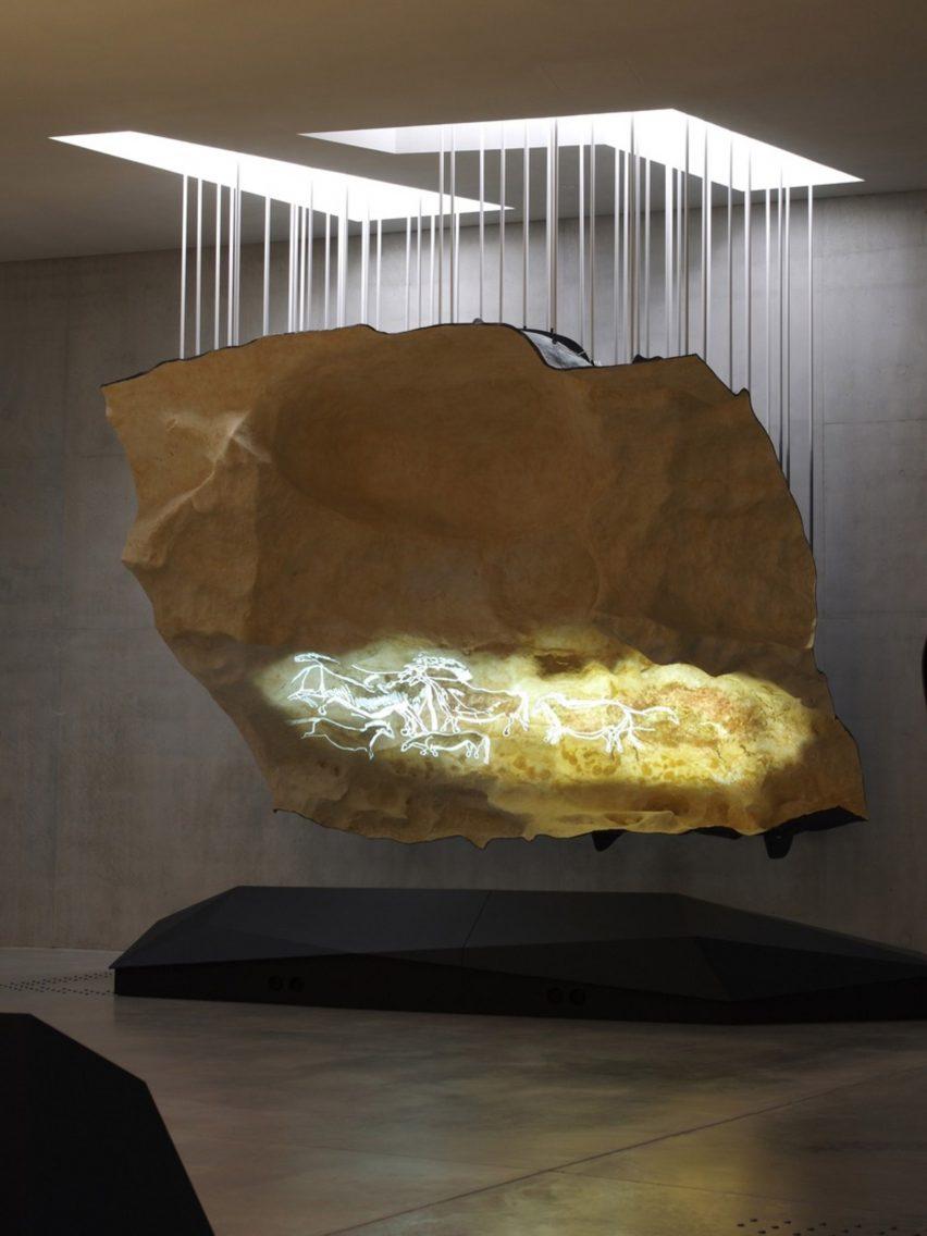 The Lascaux International Centre for Cave Art by Casson Mann